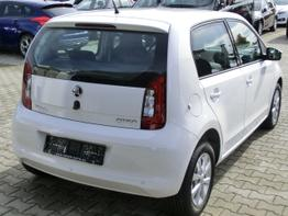 Skoda Citigo 5trg 2018 - Style ! 60PS ASG SOFORT SHZ LED PDC ALU NSW