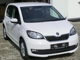 Skoda Citigo 5trg 2018 - Style ! 75PS 5-Gang SOFORT SHZ LED PDC ALU NSW