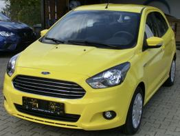 Ford Ka+ 5trg - Cool&Sound 85PS Klima Radio SYNC