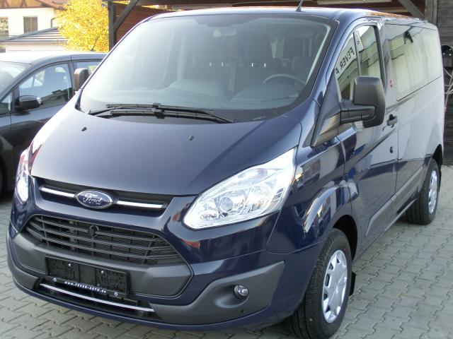 ford transit custom kombi l1 fever auto gmbh. Black Bedroom Furniture Sets. Home Design Ideas
