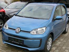VW Up! 5trg 2018 - move up! CNG SOFORT Bluetooth Klima Radio