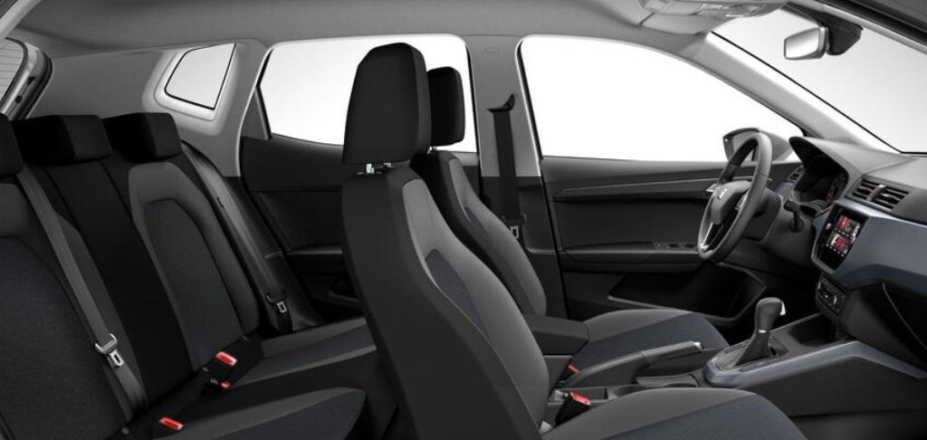 seat arona style 1 0 ecotsi s s dsg 115ps klima alu pdc. Black Bedroom Furniture Sets. Home Design Ideas