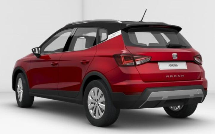 seat arona xcellence 1 6 tdi s s klima alu pdc bluetooth fever auto gmbh. Black Bedroom Furniture Sets. Home Design Ideas