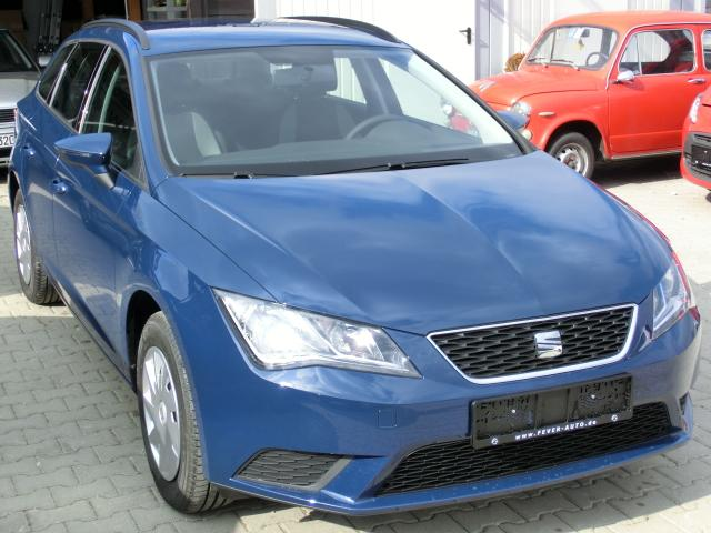 seat leon st 2016 reference 110ps euro6w sofort anh ngerkupplung fever auto gmbh. Black Bedroom Furniture Sets. Home Design Ideas
