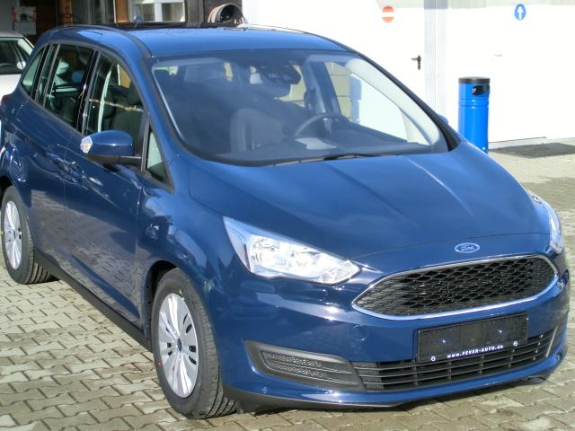 Ford Grand C-Max 2018 Trend WLTP -35% Winter Park Bluetooth