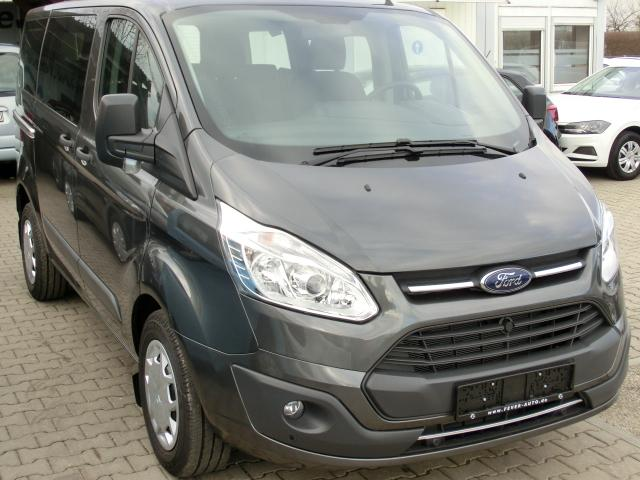 ford transit custom kombi l1 trend doppelklima automatik sicht paket1 9 sitze fever auto gmbh. Black Bedroom Furniture Sets. Home Design Ideas