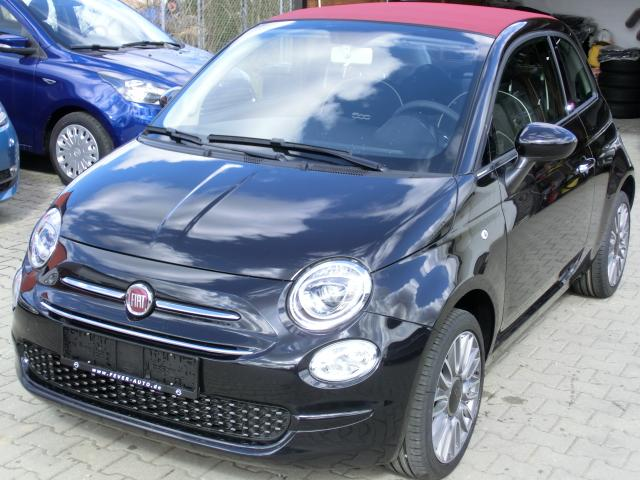 Fiat 500C MJ2018 - Lounge SOFORT 16