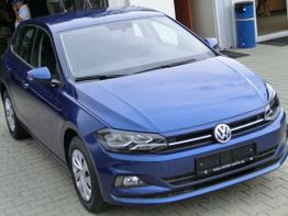 VW Polo 5trg 2018 - Comfortline! 95PS SOFORT Winter-Paket Einparkhilfe