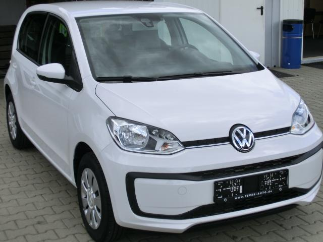 VW Up! 5trg 2018 - move up! 75PS SOFORT Bluetooth Klima Radio