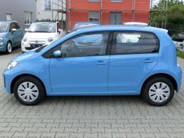 VW Up! 5trg 2018 - move up! ASG SOFORT Bluetooth Klima Radio