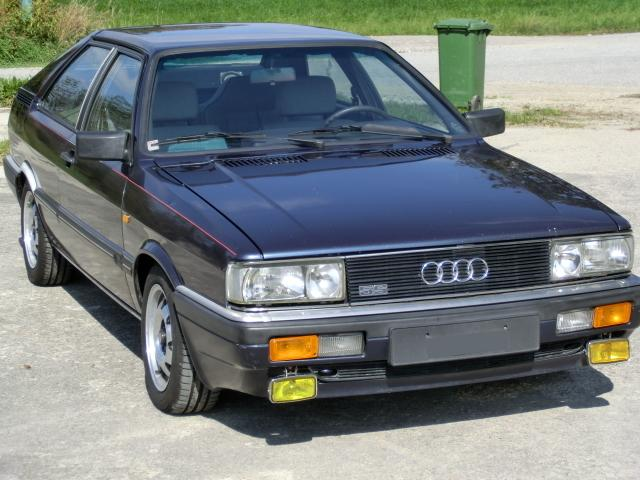 Audi Coupe Gt 5s 5 Zylinder Vergaser 2hd Originallack Fever Auto Gmbh