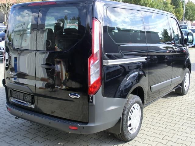 ford transit custom kombi l1 fever auto gmbh. Black Bedroom Furniture Sets. Home Design Ideas