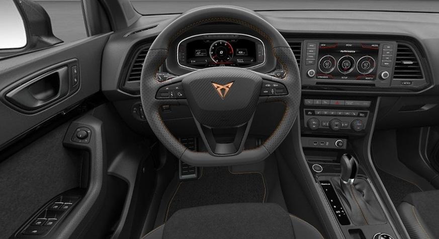 Seat Ateca Cupra 2.0 TSI 4x4 DSG *Kamera*Navi*Voll-LED*PDC ...