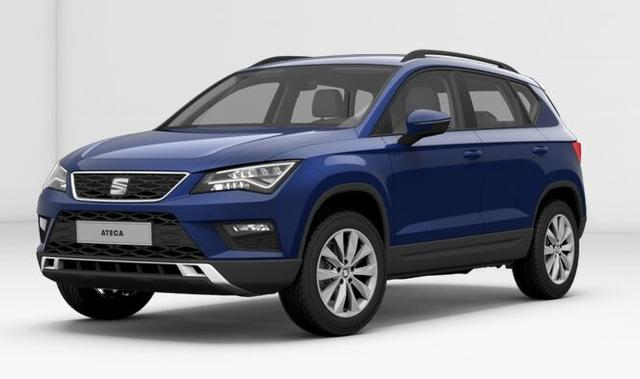 Seat Ateca Business 2.0 TDI CR *NAVI*Kamera*Voll-LED*PDC*