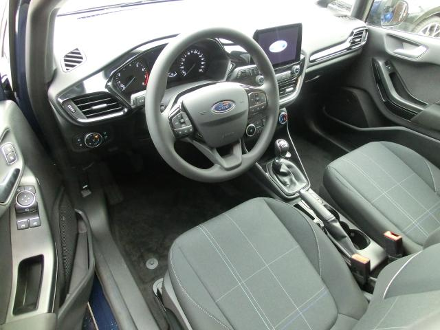 "Ford Fiesta 5trg 2018 Cool&Connect SYNC8"" Winter ParkPilot"