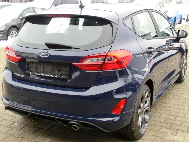 "Ford Fiesta 5trg 2018 ST-Line SYNC8"" Winter ParkPilot"