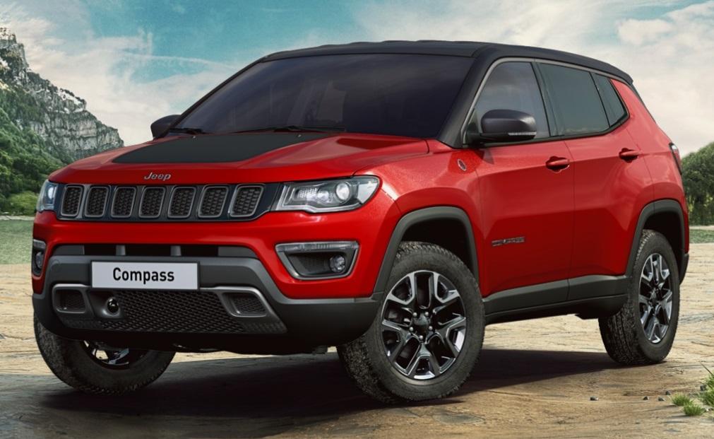 jeep compass 2019 trailhawk 2 0 multijet 170 at 4wd navi. Black Bedroom Furniture Sets. Home Design Ideas