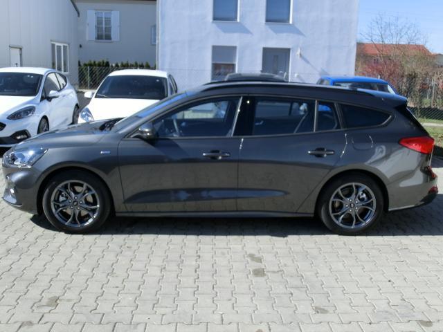 Top Line Auto >> Ford Focus Turnier 2019 ST-Line NEU LAGERND Winter-Paket ...