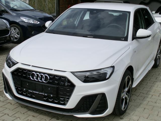 Audi A1 Sportback 2019 S Line 150ps Led Virtual Smartphone
