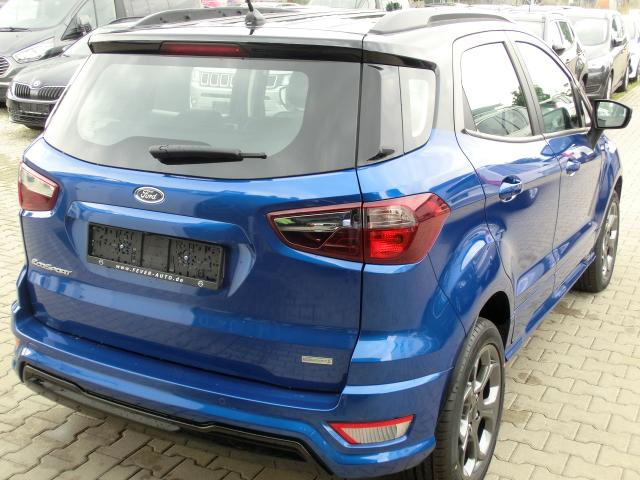 Ford EcoSport 2018 - ST-Line SYNC8