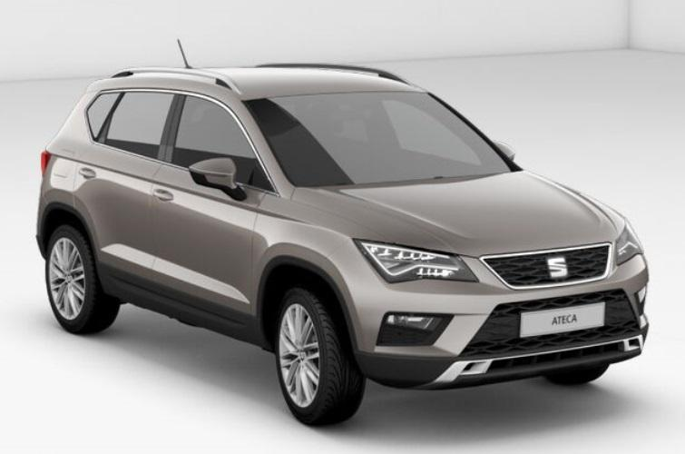 seat ateca xcellence 2 0 tdi cr 4x4 navi 18 alu pdc led fever auto gmbh. Black Bedroom Furniture Sets. Home Design Ideas