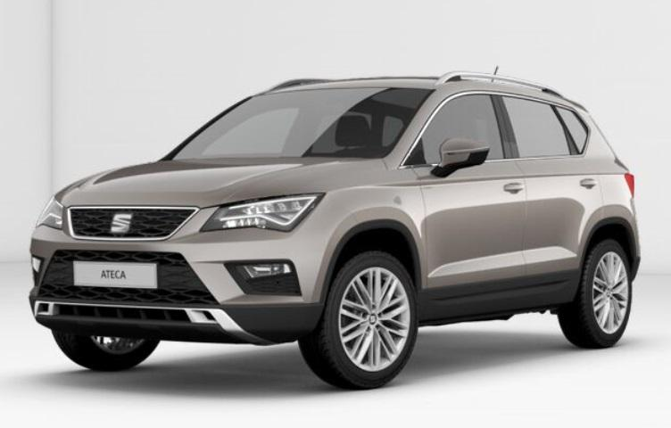 seat ateca xcellence 2 0 tdi cr 4x4 navi 18 alu pdc led. Black Bedroom Furniture Sets. Home Design Ideas