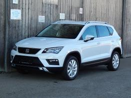 "Seat Ateca - Advance 1.0 TSI   NAVI 17""ALU PDC LED"