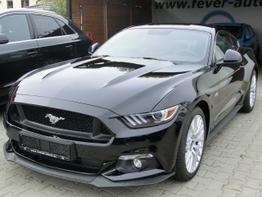 Ford Mustang Fastback - GT EU-Modell Premium-Paket