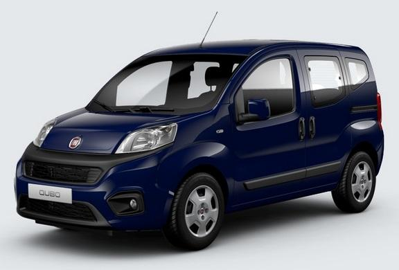 fiat qubo lounge 1 4 naturalpower klima radio bluetooth fever auto gmbh. Black Bedroom Furniture Sets. Home Design Ideas