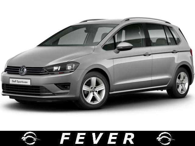 VW Golf Sportsvan 2017 Highline! Tempomat Composition ...