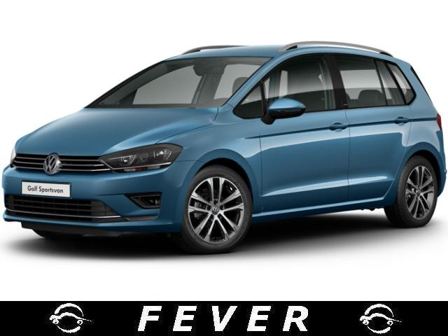 "VW Golf Sportsvan 2017 AllstarPlus! Xenon LED 17"" Fever ..."