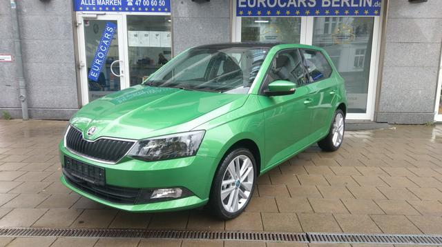 Fabia III 2018      Clever-Modell