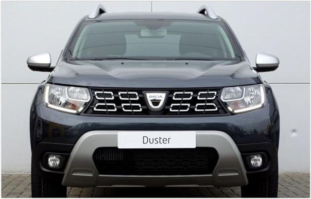 Duster 2020 Prestige