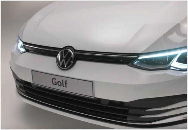 Golf 8      City