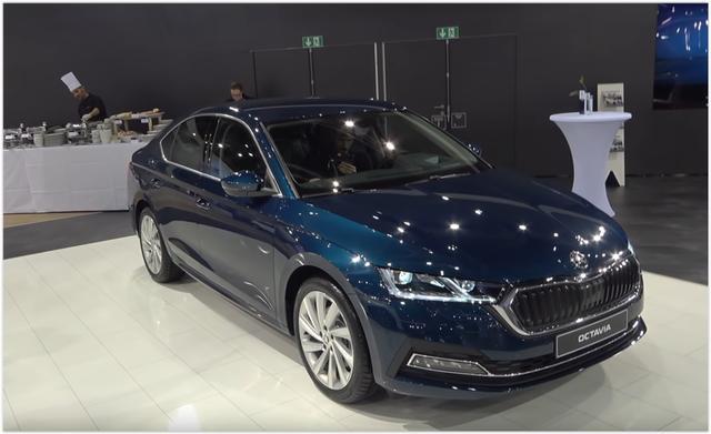 Octavia Limousine 2020      Ambition