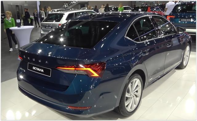 Octavia Limousine 2020      Style