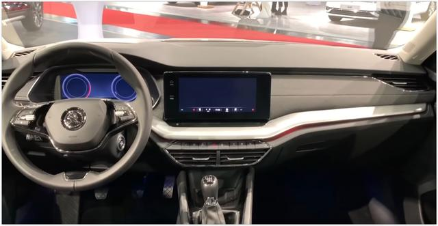 Octavia Combi 2020 Ambition