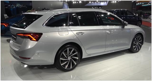 Octavia Combi 2020      Style
