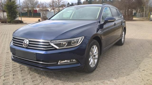 VW Passat Variant - Highline Premium Rückfahrkamera, DAB+, Lane Assist, Light Assistant, App Connect, Active Info Display, getönte Heckscheiben, Massagefunktion, el. anklappbare Außenspiegel