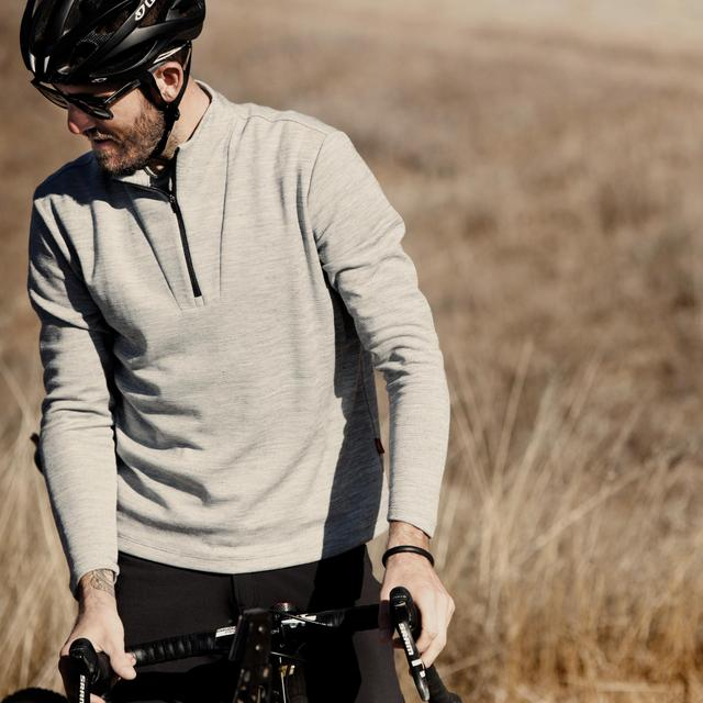 Giro Fahrrad-Trikots - THE NEW ROAD APPAREL COLLECTION - High Neck Zip-Up