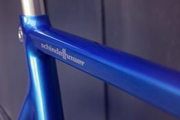 Schindelhauer Hektor - Singlespeed / Fixed Gear Bike, Beispielbilder, ggf. teilweise mit Sonderausstattung