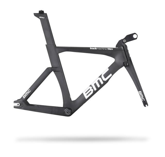 BMC Rennrad Track-Series Trackmachine TR01 - 01 Frameset (2019)