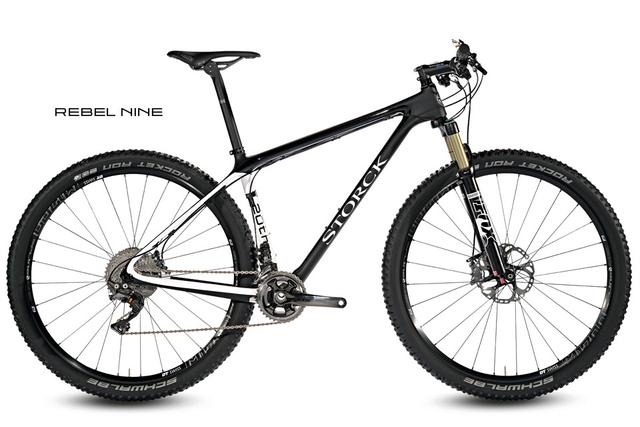 Storck Mountainbike - Rebel Nine - G3 Frameset 20th-Anni-Special-Edition