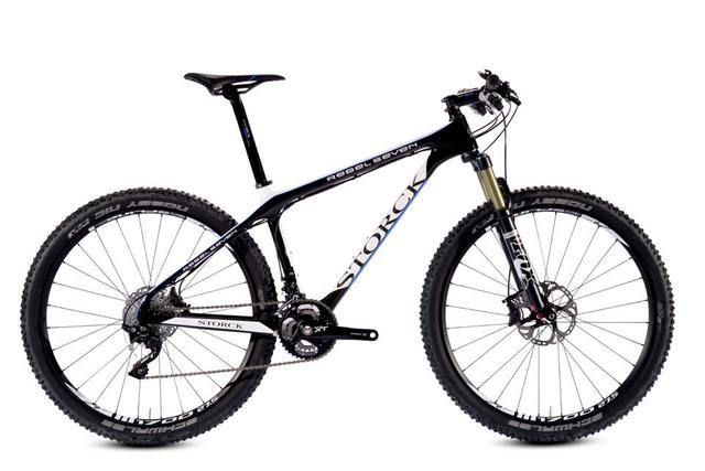 Storck Mountainbike - Rebel Seven - Frameset