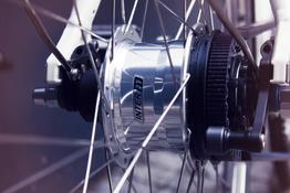 Schindelhauer Ludwig Fahrrad mit Zahnriemen - mitternachtsblau, Beispielbilder, ggf. teilweise mit Sonderausstattung