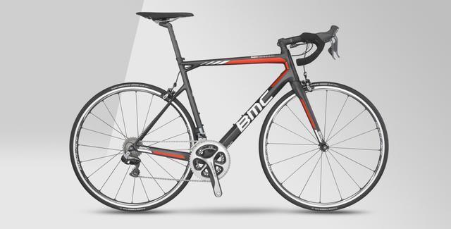 BMC Rennrad Altitude-Series Teammachine SLR01 - mit Dura Ace Di2 (2016)
