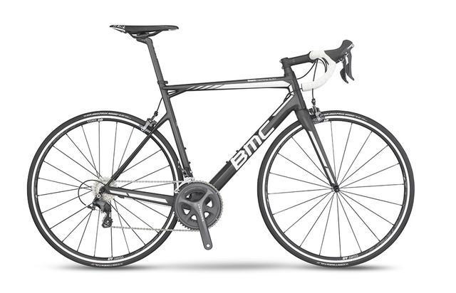 BMC Rennrad Altitude-Series Teammachine SLR01 - mit Shimano Ultegra (2016)