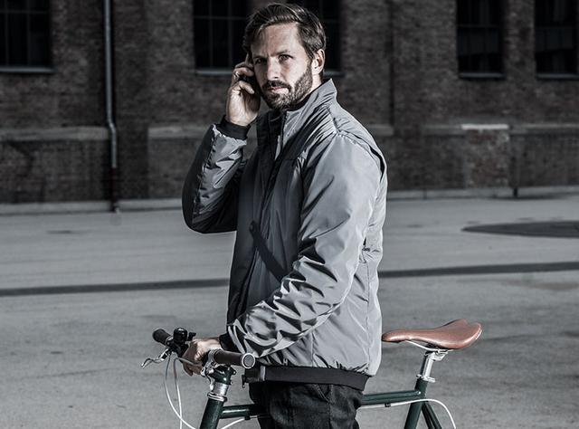O1O6 Fahrradbekleidung - Westend - Fahrradjacke / Blouson