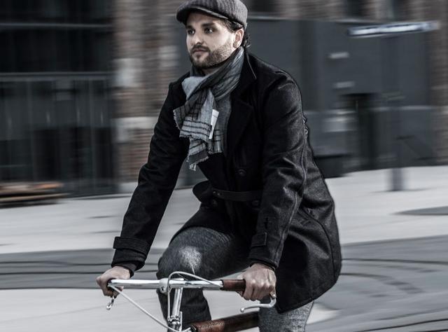 O1O6 Fahrradbekleidung - Lehel - Fahrradjacke / Cabanjacke