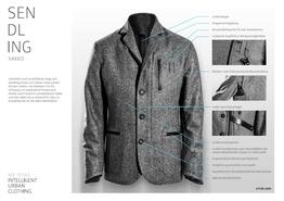 Sendling Fahrrad-Winter-Jacke Details, Beispielbilder, ggf. teilweise mit Sonderausstattung